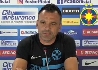 "Antrenorul FCSB, despre derby-ul cu Dinamo: ""Sa castigam cu orice pret"". Va debuta noua achizitie Vukusic?"