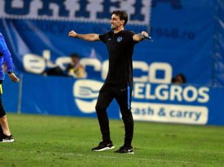 """Antrenorul FCSB, dupa victoria de la Craiova: """"I-am redus la tacere cu jocul nostru!"""""""