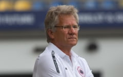 Antrenorul Ladislau Boloni a fost instalat la conducerea echipei Panathinaikos. Romanul revine in Grecia dupa 8 ani