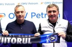 """Antrenorul Mircea Rednic, despre negocierile cu Gica Hagi: """"Au durat foarte putin"""". Ce obiectiv are la Viitorul"""