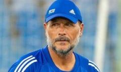 Antrenorul Nicolo Napoli s-a despartit de echipa lui Adrian Mititelu. Italianul si-a incheiat al 6-lea mandat la Universitatea Craiova