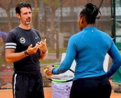 Antrenorul Serenei Williams, despre ultimele despartiri din tenis, printre care si cea a Simonei Halep de Thierry Van Cleemput