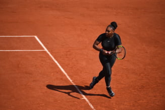 Antrenorul Serenei Williams crede ca sportiva sa poate castiga Roland Garros: Are ambitia sa treaca de Margaret Court