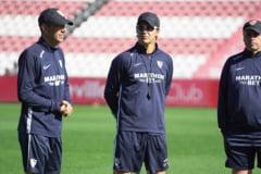 "Antrenorul Sevillei, cuvinte mari despre CFR Cluj: ""O sa ne puna probleme"""