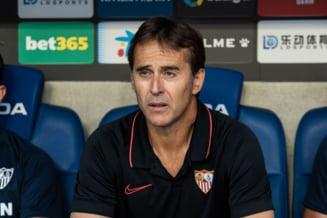 Antrenorul Sevilliei, dupa meciul cu CFR Cluj: S-a facut dreptate! Ce-a spus despre golul anulat lui Paun