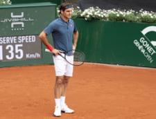 "Antrenorul Simonei Halep, despre Roger Federer: ""E putin ruginit"""