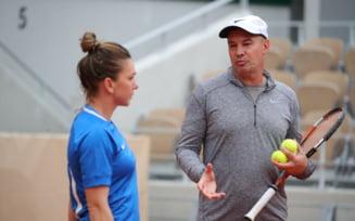 Antrenorul Simonei Halep a studiat-o pe Amanda Anisimova: Concluzia la care a ajuns inaintea meciului din sferturile de finala de la Roland Garros
