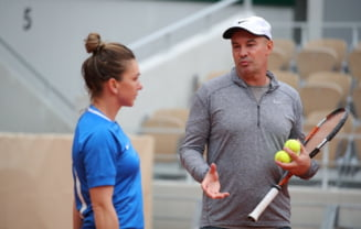 Antrenorul Simonei Halep face o dezvaluire neasteptata la Roland Garros