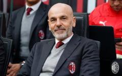 Antrenorul Stefano Pioli si-a prelungit contractul cu AC Milan