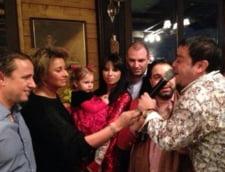 Antrenorul Stelei a petrecut cu cei mai cunoscuti manelisti din Romania