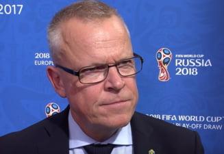 Antrenorul Suediei s-a temut de arbitraj inaintea meciului cu Romania - la ce masura a recurs