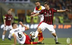Antrenorul lui AC Milan si-a iesit din minti dupa un esec catastrofal: Suntem o caricatura