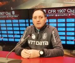 Antrenorul lui CFR Cluj va fi dat afara