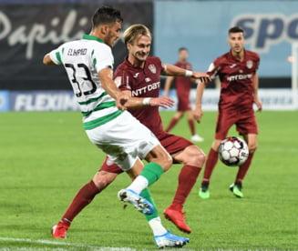 Antrenorul lui Celtic isi explica greseala tactica din meciul cu CFR Cluj