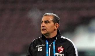 """Antrenorul lui Dinamo, dupa victoria cu Hermannstadt: """"Nu mai cred in spanioli, ne tot amagesc. Cred in suporteri"""""""