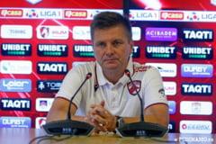 Antrenorul lui Dinamo arunca bomba: Ce spune despre vanzarea clubului