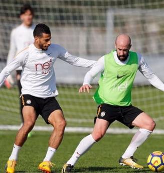 Antrenorul lui Galatasaray sare in apararea lui Latovlevici