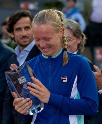 Antrenorul lui Kiki Bertens a vorbit dupa finala castigata de olandeza cu Simona Halep. Ce i-a spus elevei sale cand jocul parea dominat de romanca