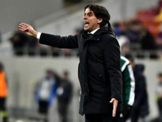 """Antrenorul lui Lazio, un car de nervi: """"FCSB nu merita sa castige"""""""
