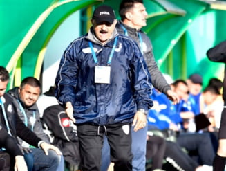 Antrenorul lui Poli Timisoara, dupa remiza cu Juventus: Daca eram in Columbia, portarul si varful meu erau impuscati acum