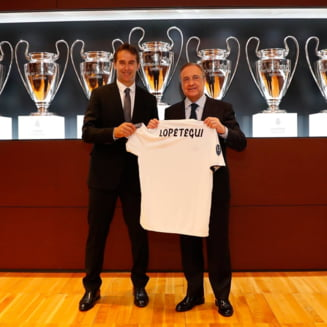 Antrenorul lui Real Madrid va fi demis dupa umilinta cu Barcelona - presa