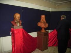 Anul Brancusi/ Inaugurat cu sculptura, la...Teatrul Dramatic