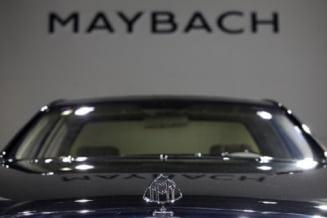 Anunt de la Mercedes: Maybach se intoarce