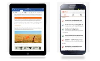 Anunt de la Microsoft: Office 365 gratuit pentru iPhone, iPad si smartphone-uri Android