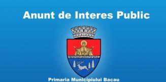 """Anunt de mediu proiect """"Racordare la SACET a Spitalului Judetean Bacau"""""""