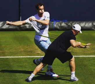 Anunt de ultima ora al tenismenului Andy Murray, liderul mondial ATP