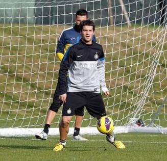 Anunt de zile mari din Italia: Revine Chivu la Inter Milano?