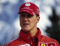 Anunt extraordinar despre starea de sanatate a lui Michael Schumacher