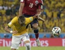 Anunt incredibil: Neymar si-ar risca viitorul pentru a juca in finala CM 2014