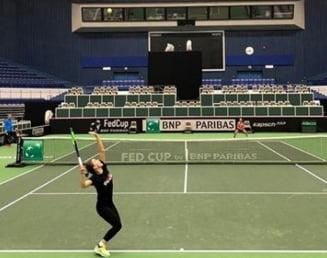 """Anunt neasteptat facut de Simona Halep dupa calificarea in finala de la Doha: """"Nici nu am semnat pentru antrenor"""""""