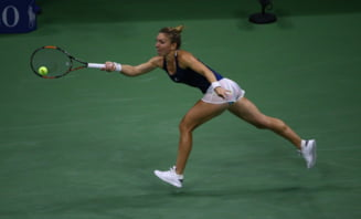 Anunt oficial! Cu cine face pereche Simona Halep in proba de dublu la turneul WTA de la Wuhan