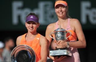 Anunt oficial: Sharapova a folosit meldonium si inaintea meciului cu Simona Halep de la Turneul Campioanelor