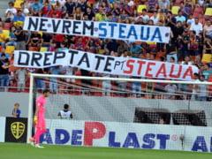 Anunt oficial! Steaua va avea galeria prezenta la marele derbi cu Dinamo