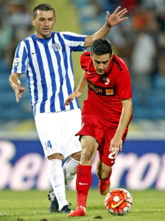 Anunt oficial! Un atacant de Liga 1 negociaza cu Steaua