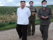 Anuntul dictatorului Kim Jong Un dupa ce Coreea de Nord a fost lovita de taifunul Bavi