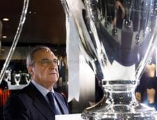 Anuntul lui Florentino Perez dupa ce Cristiano Ronaldo a vorbit la trecut despre Real Madrid