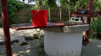 Apa cu portia in mai multe comune din Gorj! Primar: Nu udati gradinile!