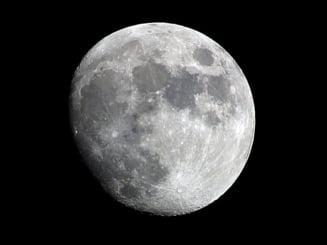 Apa descoperita pe Luna provine dintr-un impact urias dintre Terra si un alt corp