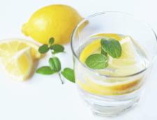 Apa minerala naturala pentru hidratare optima pe timpul caniculei