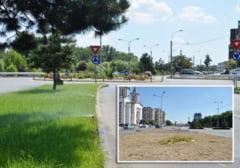 Apa pentru verde. Primaria a decis: sistemele de irigatii sunt indispensabile pentru spatiile verzi (FOTO)