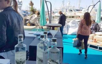 Apa plata din Muntii Banatului a ajuns pe Coasta de Azur, la petrecerile private de la Festivalul de Film de la Cannes