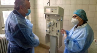 Aparat de plasmafereza functional in judetul Hunedoara