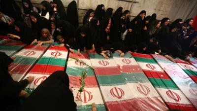 Aparatorii altarului sacru, trupele de elita iraniene aflate in misiune sfanta in Siria, s-ar afla printre cei ucisi in bombardamentul misterios UPDATE