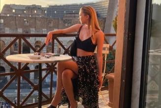 Apariție uimitoare la Săptămâna Modei de la Milano. Ce avea pe picior fiica de 18 ani a super-modelului Kate Moss FOTO