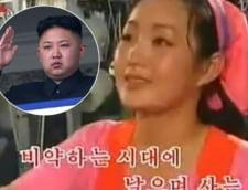 Aparitie uluitoare in Coreea de Nord, chiar la televiziunea de stat (Video)