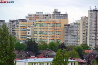 Apartamentele si garsonierele in marile orase, mai scumpe fata de 2013